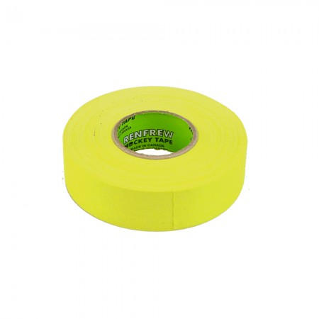 NEW BRIGHT YELLOW Ice Hockey Tape, Stick Tape, Greencore Tape, Cloth Tape