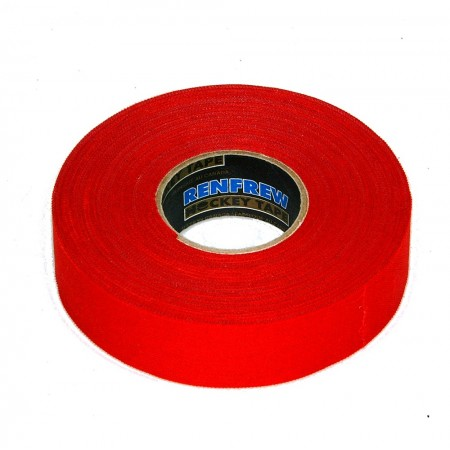 Hockey Tape, Stick Tape, Renfrew cloth stick tape - RED