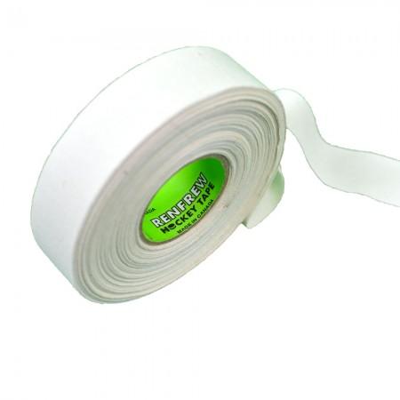 Greencore Stick Tape | Renfrew Hockey Stick Tape, 24mm x 25m, (101 White)