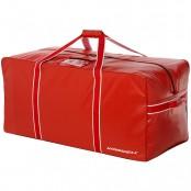RED - PRO-STOCK TEAM BAG, Tough Ice Hockey Equipment Kit Bag, Winnwell