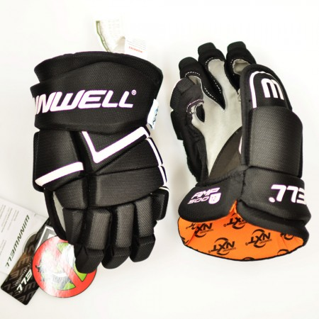Winnwell AMP 500 Ice Hockey Gloves with NXT odour Management