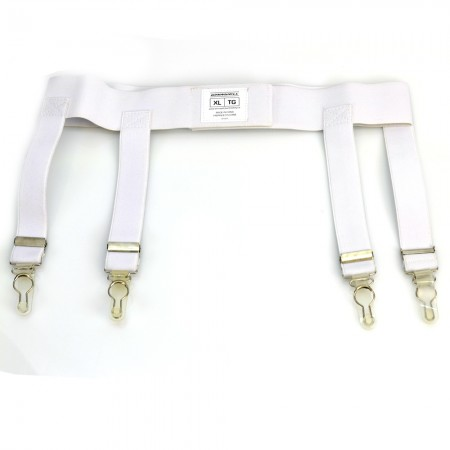 Ice Hockey GARTER BELT, with metal clips, GB0100