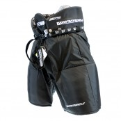 Winnwell GX4/ AMP 500 Pants Black, Ice Hockey Shorts, Inline Hockey Shorts