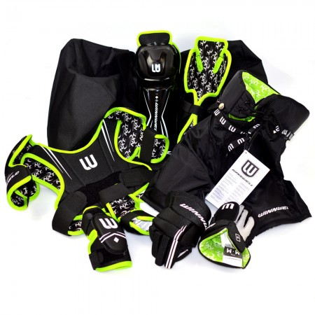 "Winnwell ICE HOCKEY YOUTH ""Starter Kit"", Beginners Hockey Kit"